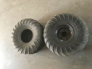 Argo tires and rim
