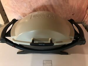 Weber Portable Q200 BBQ. Like new!