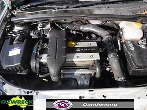 HOLDEN ASTRA AH 2.0L TURBOCHARGED ENGINE FOR SALE - 6 MONTHS WARR Dandenong Greater Dandenong Preview