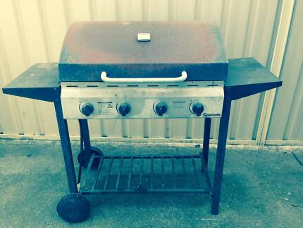 Free BBQ - 4 burner hooded Gladstone Park Hume Area Preview