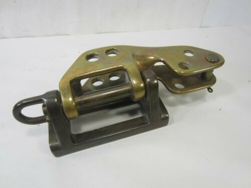 Vintage Merriman Brass Nautical Clip