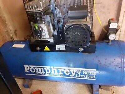 fiac air compressor, VGC little used 150ltr?