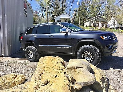 Jeep Grand Cherokee, WK2 lift kit... 2011, 2012, 2013, 2014, 2015, 2016, 2017