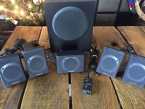 Creative Inspire P5800 Surround Sound Computer Speakers