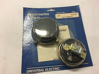 Universal Electric 1641 600 Pump Switch Repair Kit