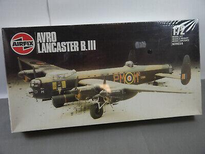Airfix 08002 Avro Lancaster B.III Flugzeug Modellbausatz 1:72 (F6)