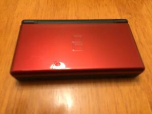 Nintendo ds RED ((((( mint )))))