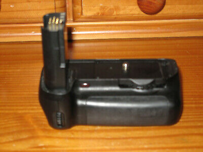 Battery Grip with intervalometer for Nikon D80/D90