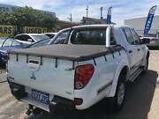 2012 Mitsubishi Triton GL-R 4X4 Turbo Diesel  Manual Ute $14999 Kenwick Gosnells Area Preview