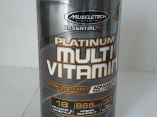 MULTI-VITAMIN PLATINUM - MT