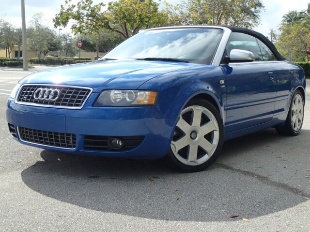 Image 1 of Audi: S4 2dr Cabriole…