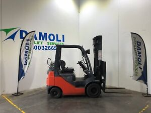 Forklift Hire Melbourne - Forklift Hire Geelong - Lift Now Pay Later Laverton North Wyndham Area Preview