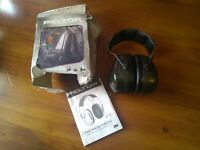 3M PELTOR Optime II Earmuffs Headband 31 dB Green H520A-407-GQ
