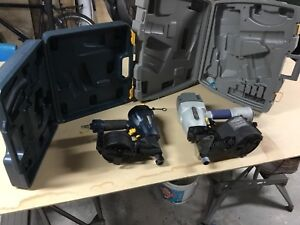 Coil framing nailer and coil roofing nailer