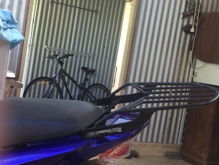 Yamaha YZF R15a GIVI rack mono rack system