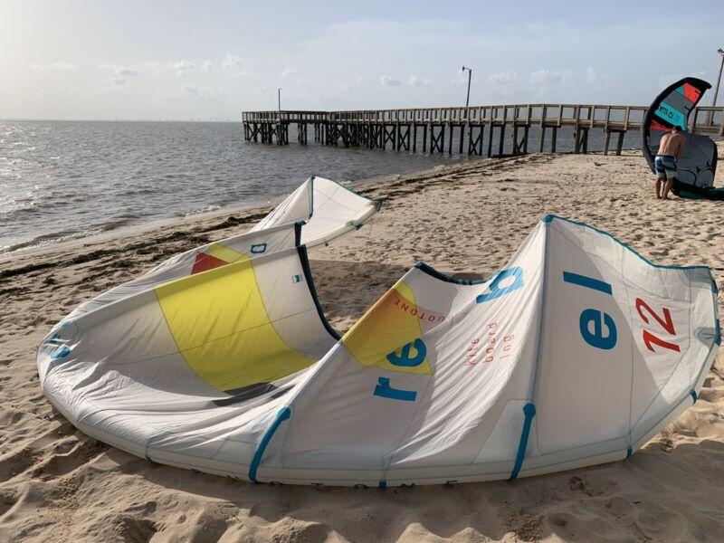2020 Duotone Rebel 12m Kite - Price Reduced !