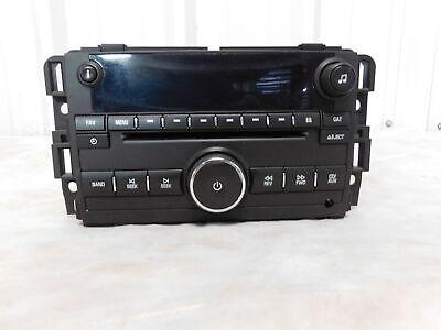 07-14 Chevrolet Silverado 2500 CD Player Radio OEM LKQ