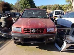2000,  Holden Frontera MX 4WD Wrecking Now North Albury Albury Area Preview