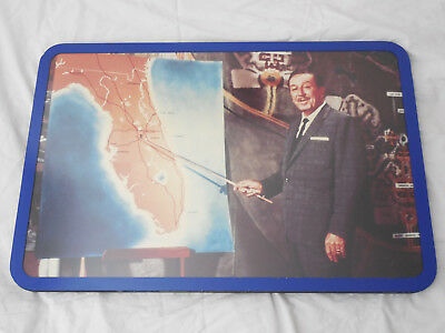 MGM Hollywood Studios One Man's Dream Florida Project Sign Prop Disney World