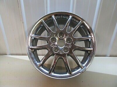 "99-04 Chrysler 300M LHS 1999 2000 2001 2002 2003 2004 17"" OEM Rim Wheel WH-18"