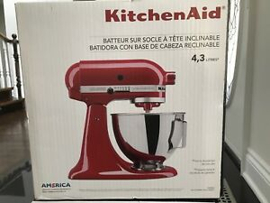 Brand NEW Kitchen Aid 4.5 quart