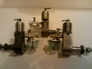 Model aircraft engines Repro tank  for Mills 1,3