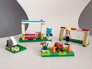 Lego Stephanie's Soccer Practice