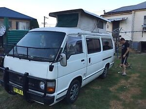 Toyota hiace camper van Rutherford Maitland Area Preview