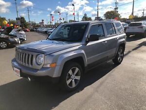 2016 Jeep Patriot High Altitude- PANORAMIC SUNROOF
