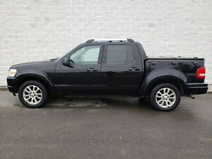 2009 Ford Explorer Sport Trac Limited 4D Utility 4WD