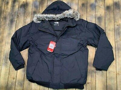 2XL * nwt BLACK The North Face Men's Gotham Jacket III
