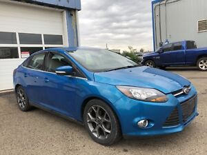 2014 Ford Focus Titanium 2.0 Leather | Navi | Camera