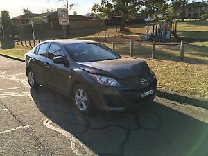 1-owner 2009 Mazda 3 sedan with minor damage out of rego PRICE IS FIRM Georges Hall Bankstown Area Preview