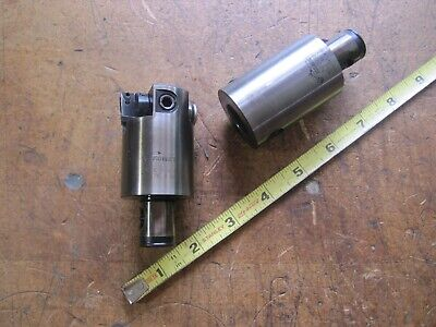 Komet .0008 Fine Finish Boring Head 47-57mm Range Abs40 Shank 60mm Extension