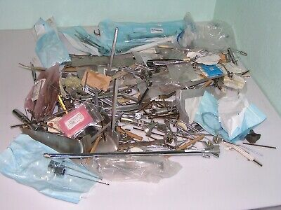 Huge Resale Lot Of Mixed Surgical Medical Tools Instruments