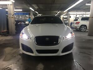 2012 Jaguar XFR - 510hp  Fully equipped !