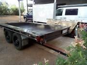 trailer tandem axle 2ton Northampton Northampton Area Preview