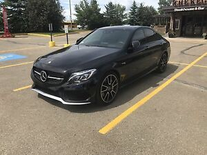 2017 Mercedes Benz C43 AMG - No GST