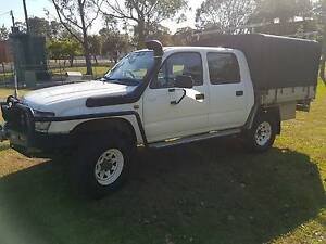 2000 Toyota Hilux Ute Goonellabah Lismore Area Preview