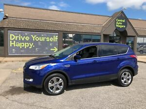 2014 Ford Escape SE/ 4x4 / 2.0L ECOBOOST / BLUETOOTH