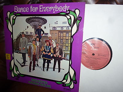 Ambros Seelos, Dance for Everybody, MPS Stereo 15216, 1969