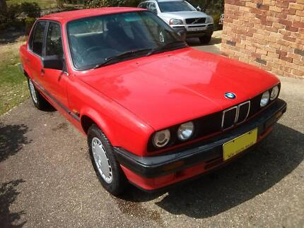 BMW 318i Sedan In Collectible Condition With Low Kilometers