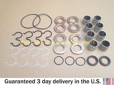 Jcb Backhoe- Parker Hydraulic Pump Spline Model Repair Kit 20902703 20902901