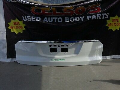 2013 2014 2015 Acura RDX Tailgate Tail Gate Finish Panel/ Molding OEM
