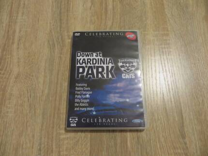 Down at Kardinia Park - 150 Years of the Geelong Cats