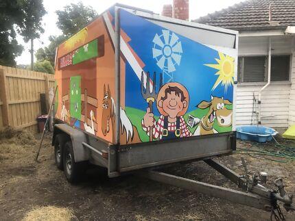 Box trailer  Pakenham Cardinia Area Preview