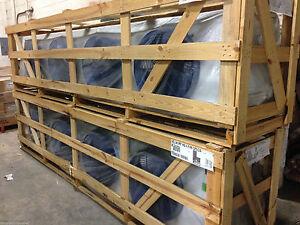Larkin 4 Fan Hot Gas Freezer Evaporator 52,000 Btu's EC Mtrs 230 R507/R404a TXV