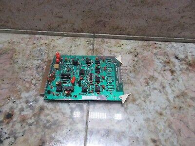 Elox Colt Industries Analog Circuit Board Assy 320011-005 Cnc Edm