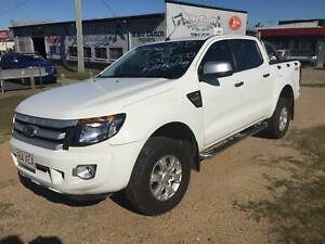 Ford Ranger 2015 XLS 4X4 Dualcab Automatic Clontarf Redcliffe Area Preview