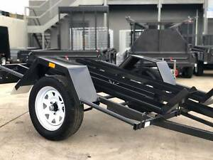 6x4 BIKE TRAILER - 3X CHANNELS - BRAND NEW!!!! - ON SPECIAL!!!! Thomastown Whittlesea Area Preview